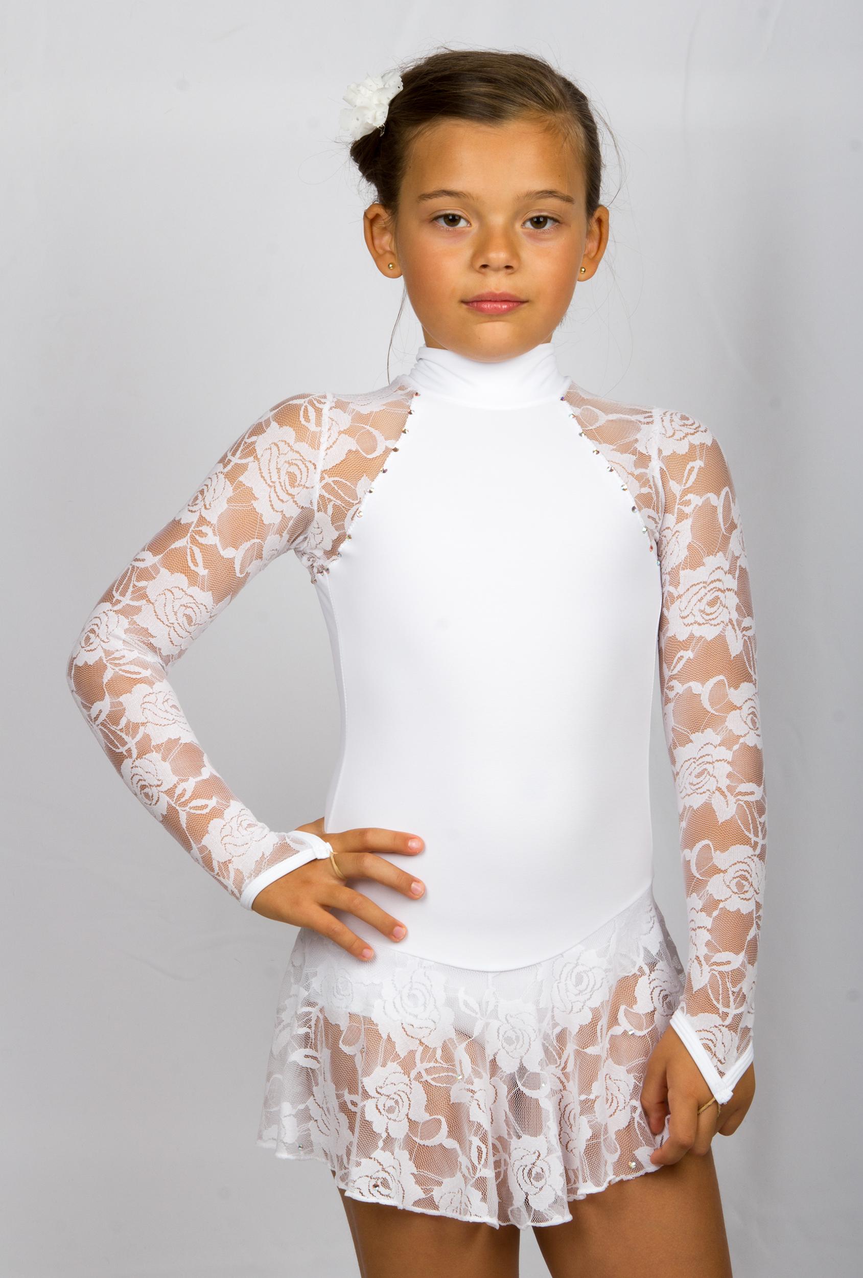 81246e6ad2fce Krasokorčuliarske šaty - LOOK sport